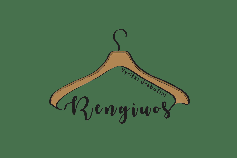 Rengiuos – Vyriški drabužiai
